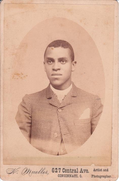 black-man-checkered