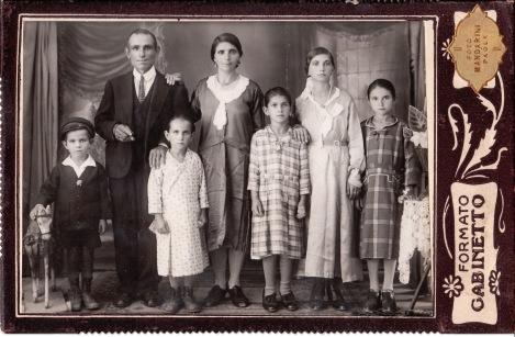 family-in-italy