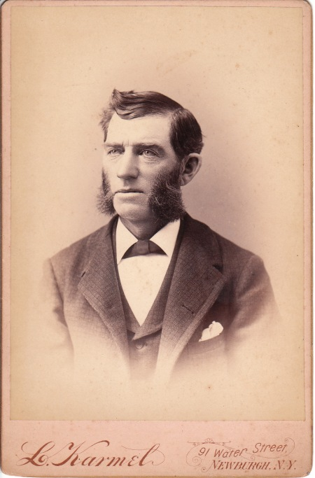 Mutton Chops in Newburgh, New York