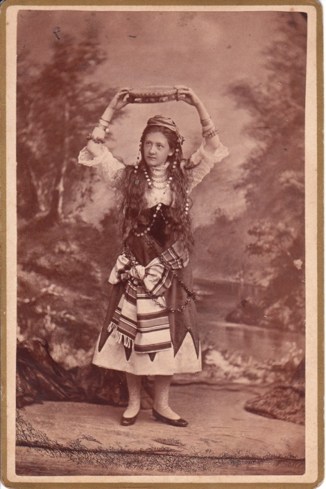 Gypsies The Cabinet Card Gallery