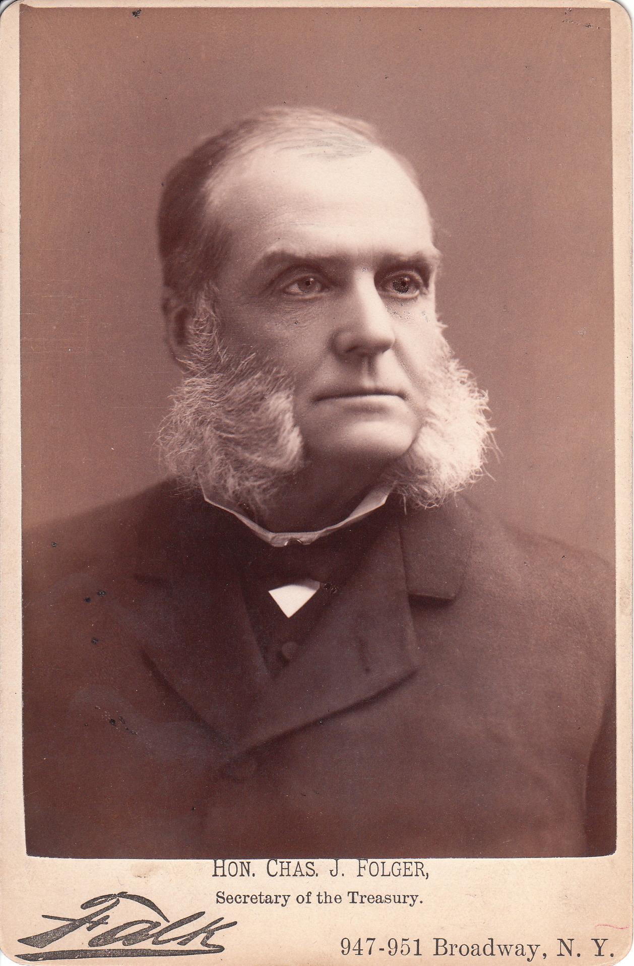 Charles J. Folger #