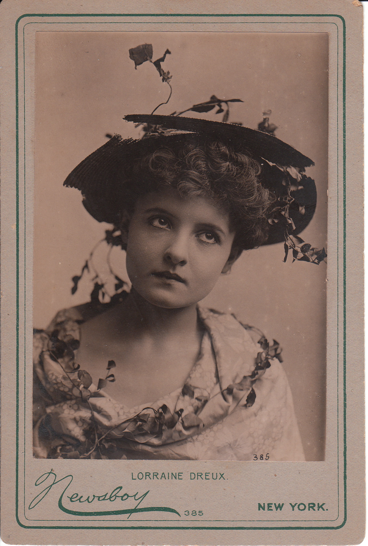 Photographer: Newsboy | THE CABINET CARD GALLERY | Page 3