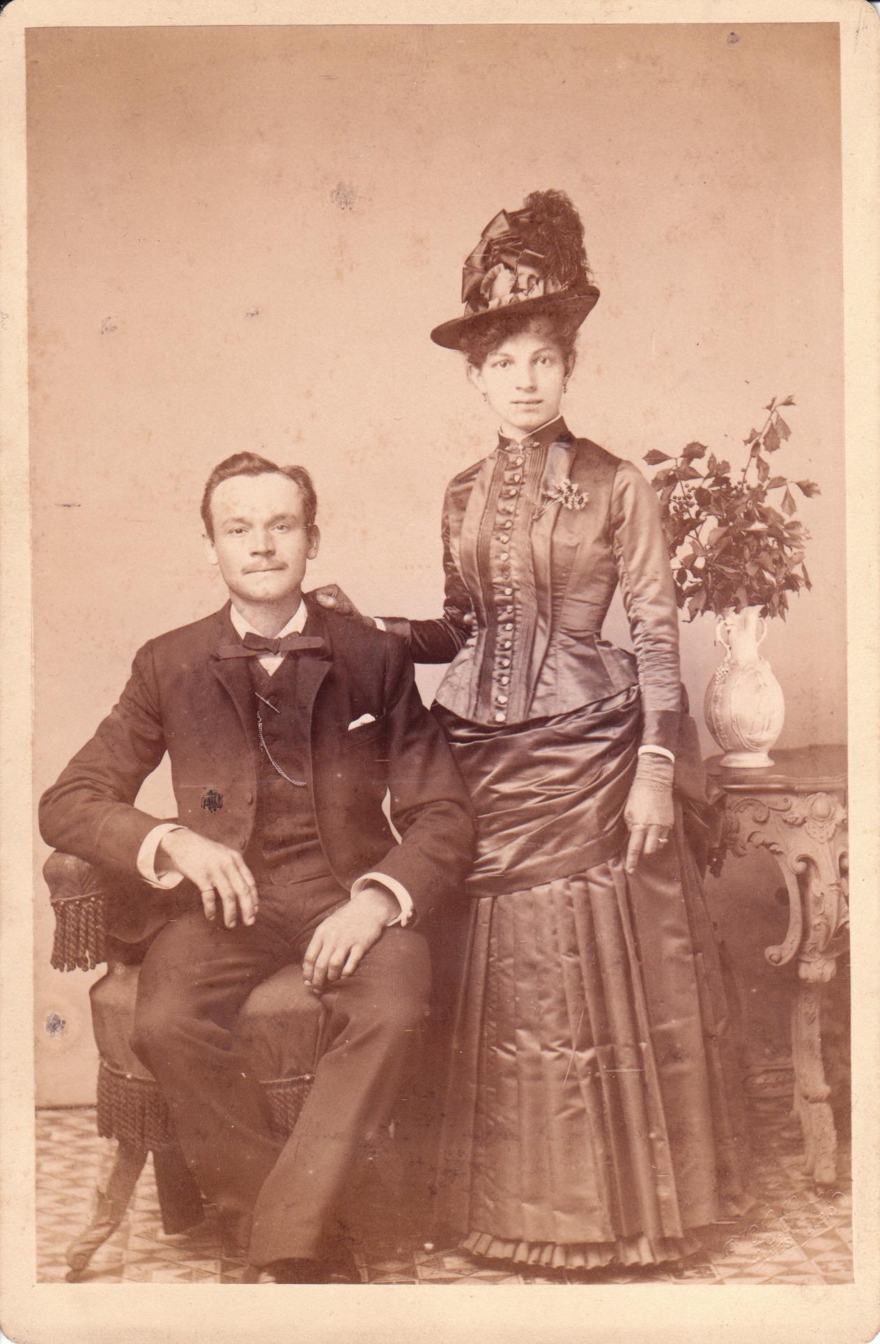 Victorian London Fashion Men