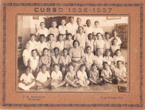 CLASS 1936