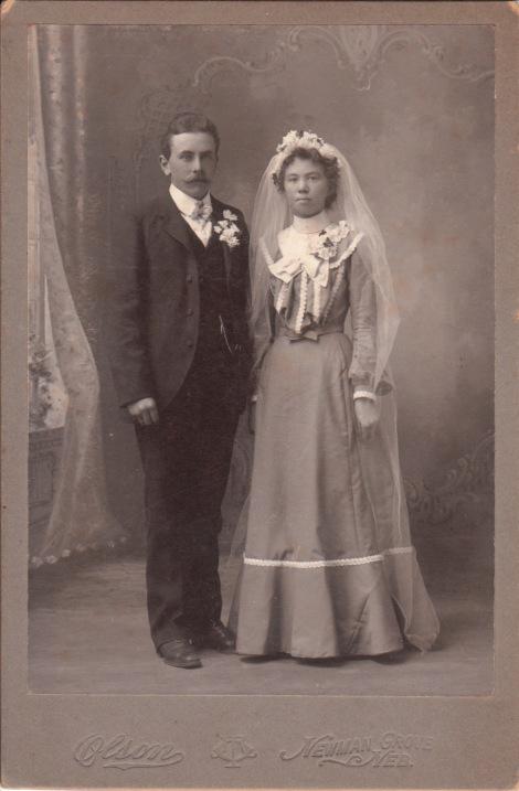 CORNHUSKER WEDDING