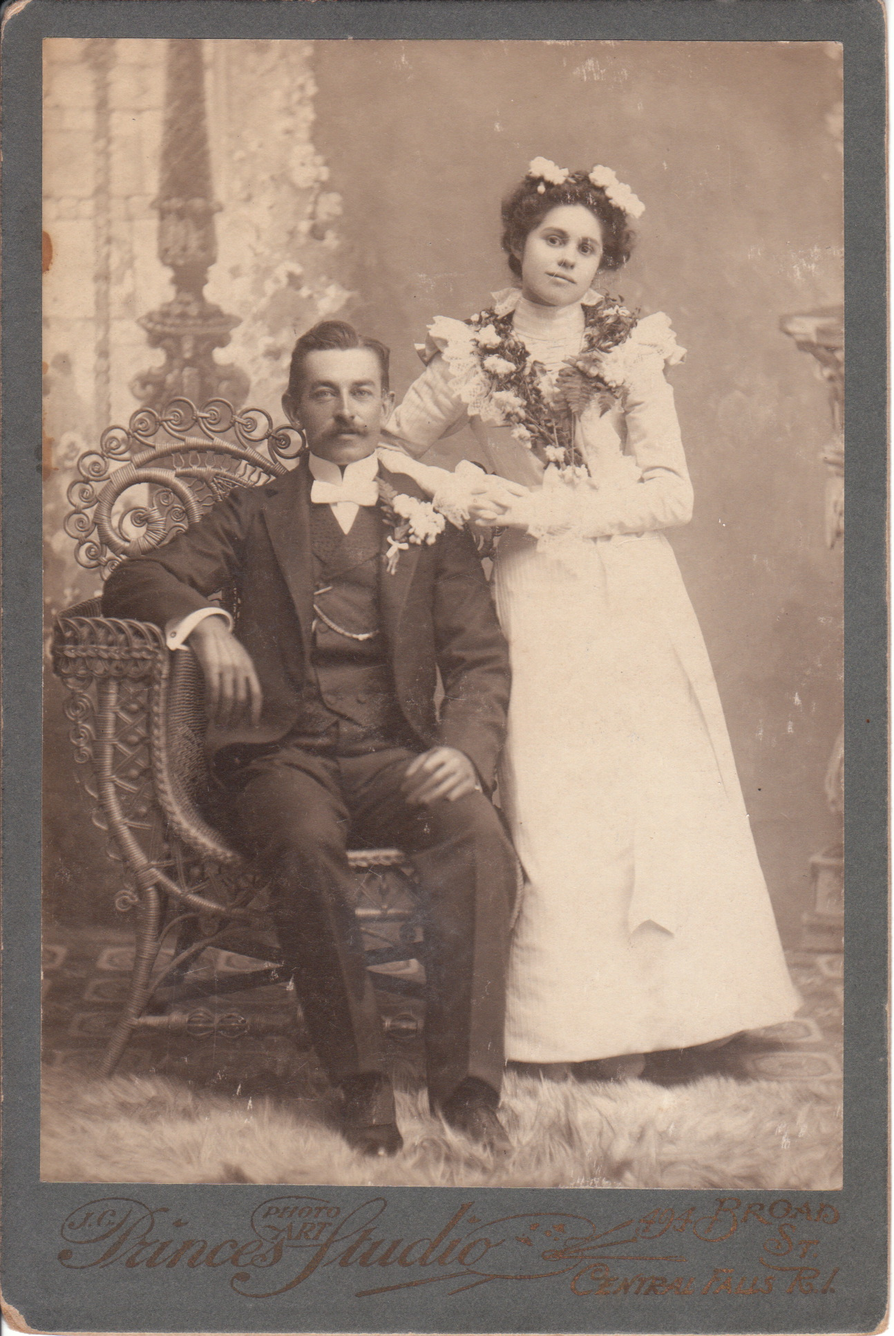 Couples | THE CABINET CARD GALLERY | Page 9