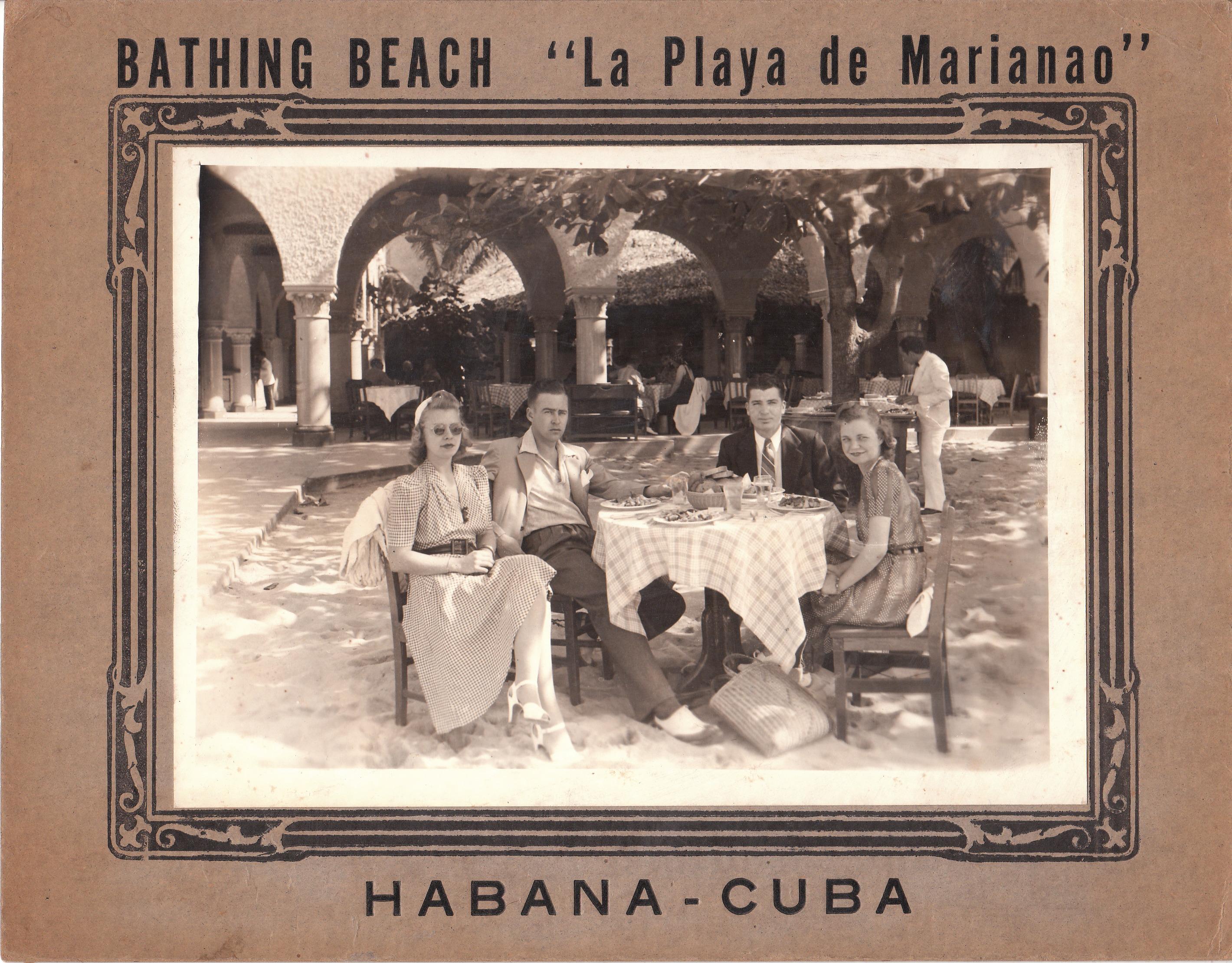 CUBA FRONT