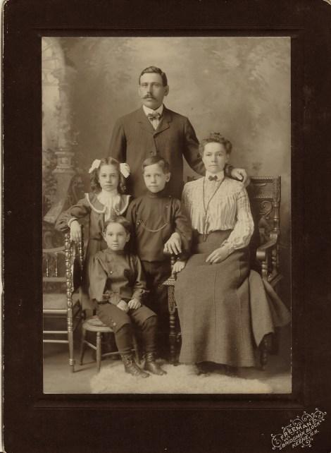 keane family