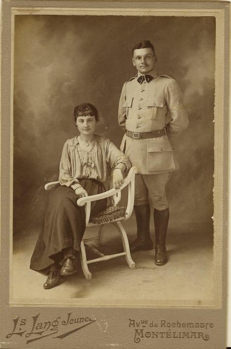 soldier wedding