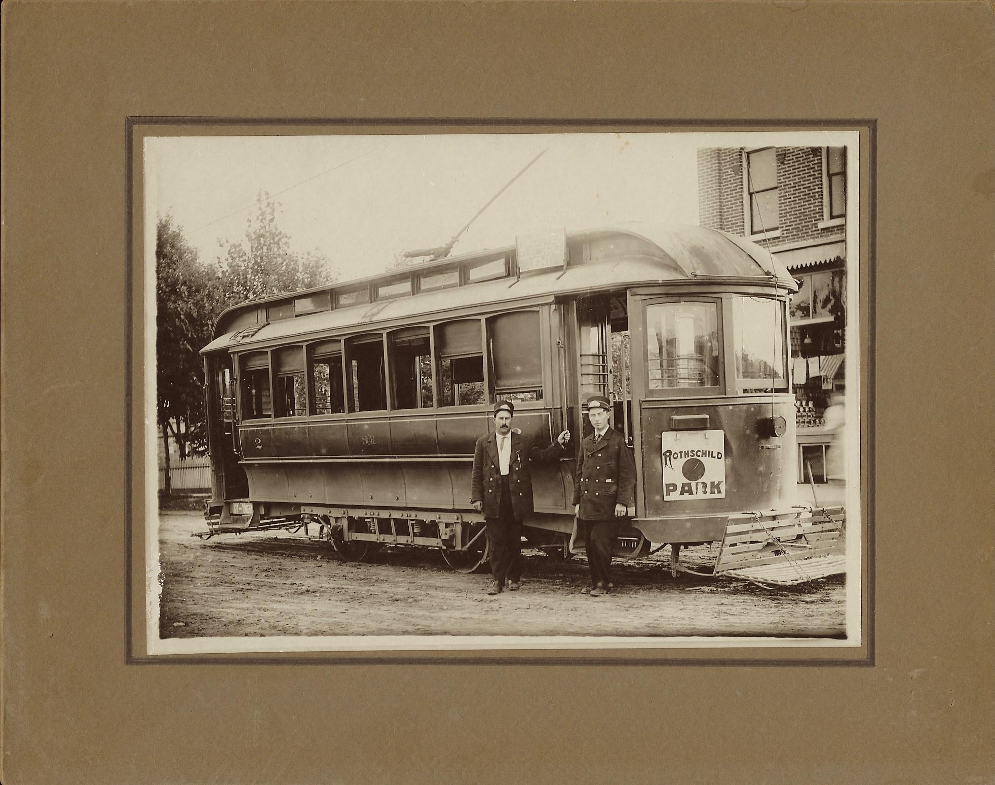 trolley one 1