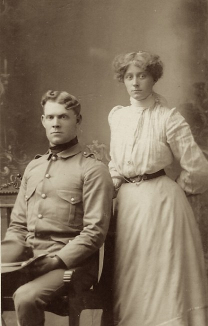 officer and lady 1