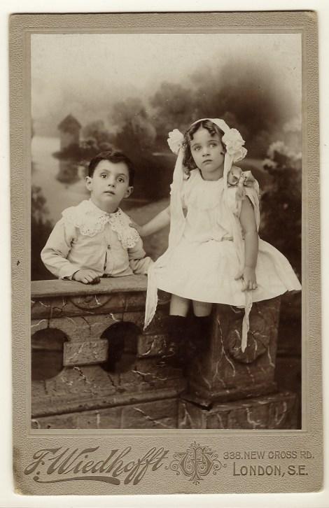 two kids london
