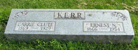 kerr grave