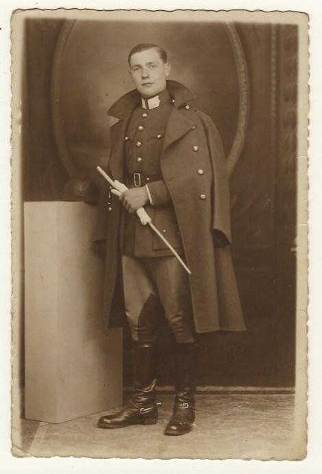 belgian soldier