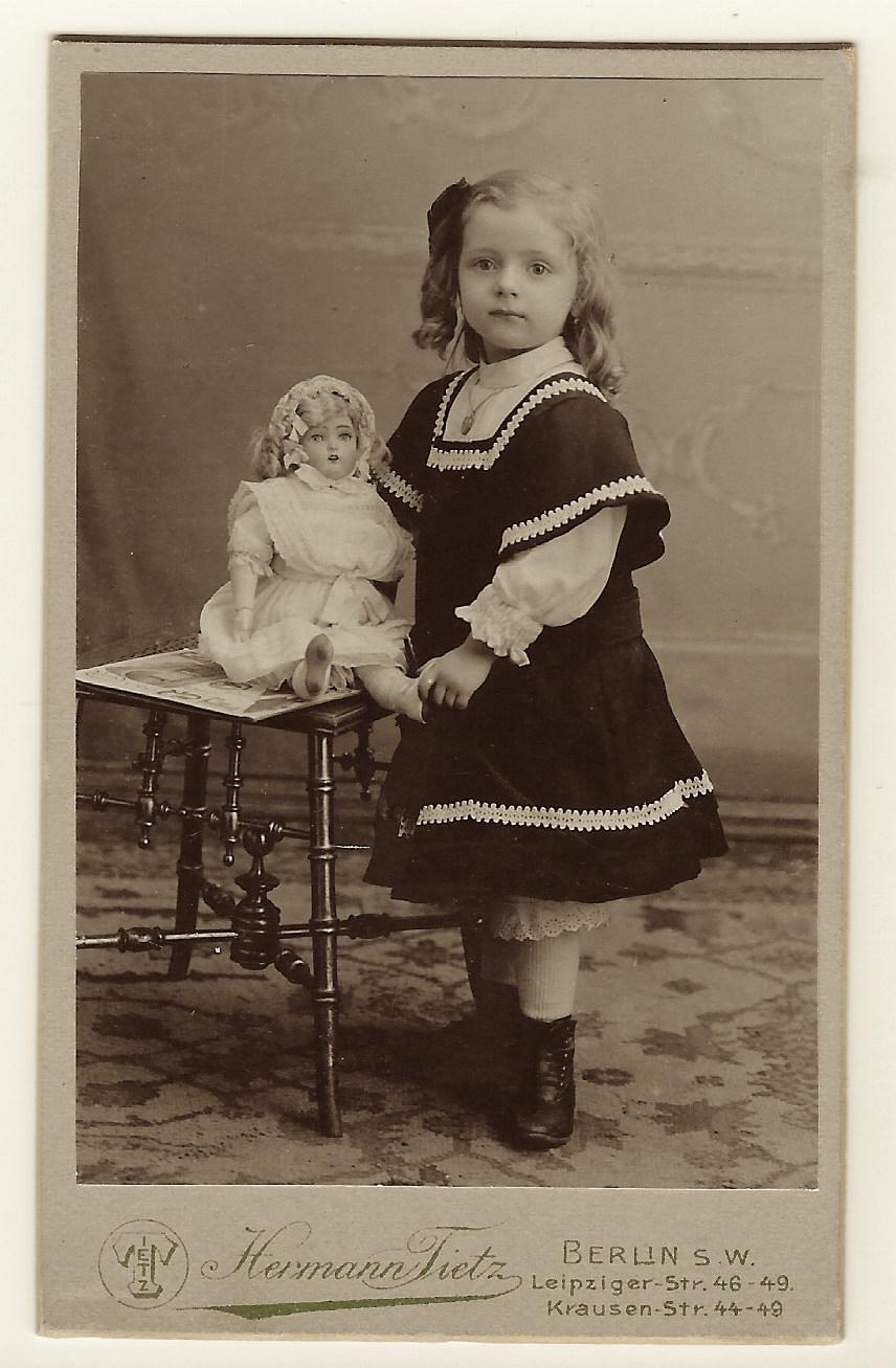 porcelin doll