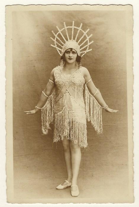 head-dress