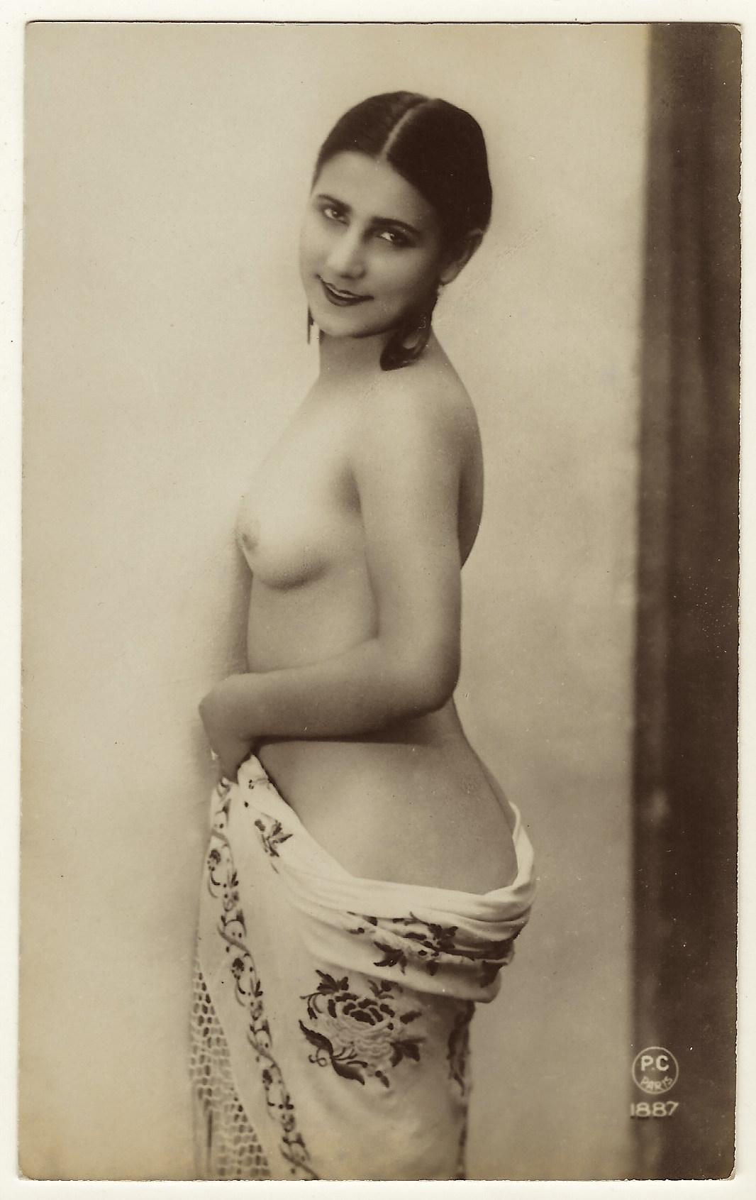 Nude model gallery