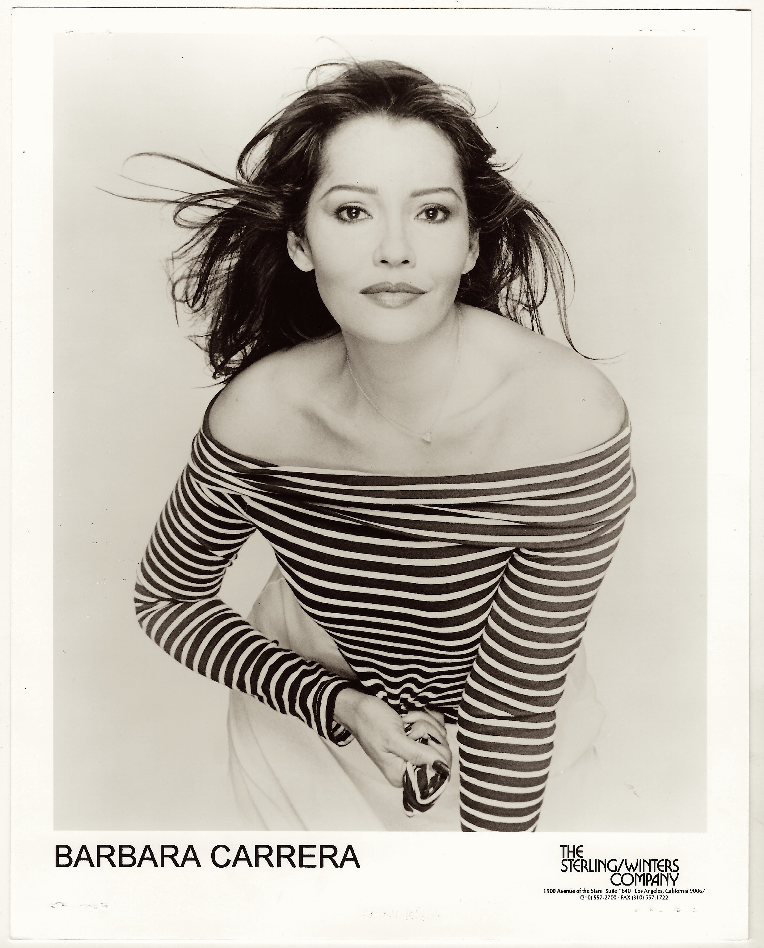 Watch Barbara Carrera video