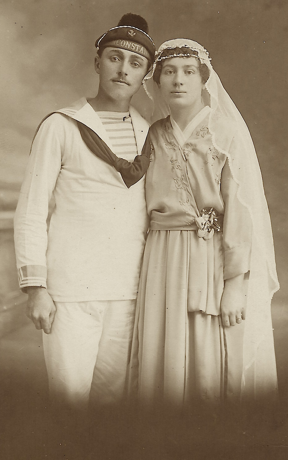 sailor couple 1