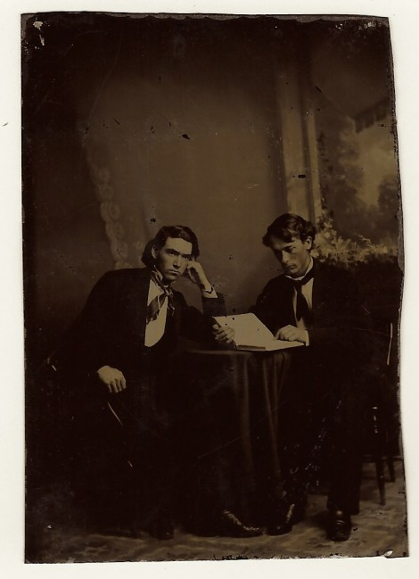 tintype 2 guys