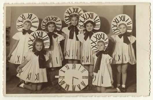clock kids