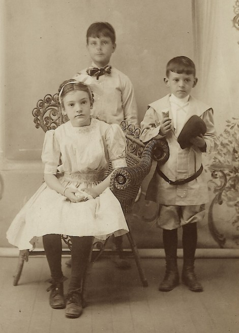3 kids 1