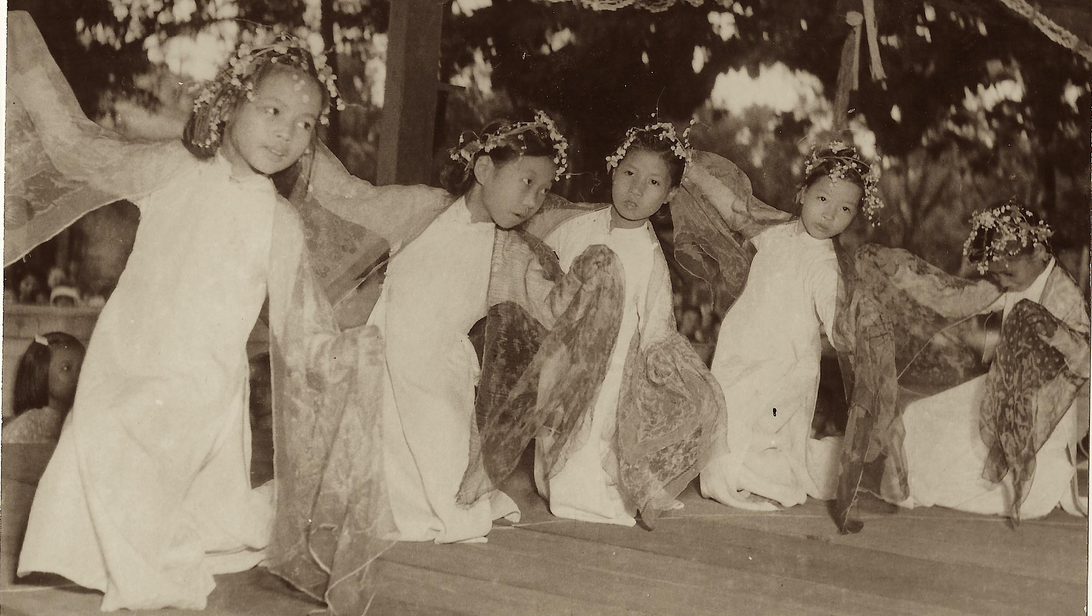 VIETNAM KID DANCERS 1