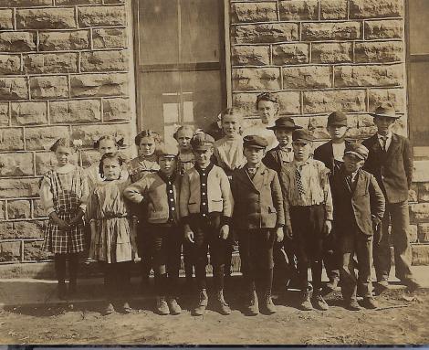scottsville kids closeup